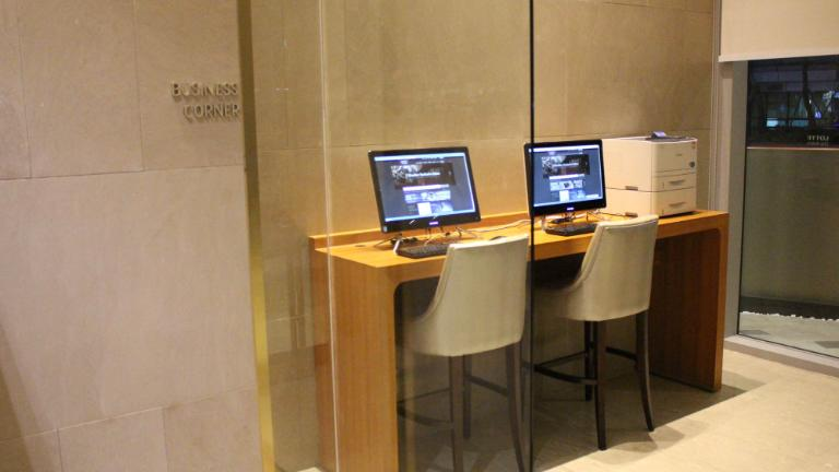 Business Center - Hotel Business Facilities | LOTTE City